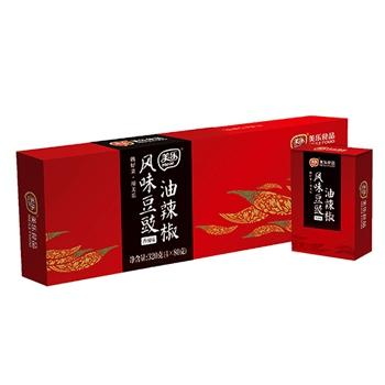 风味豆豉油辣椒